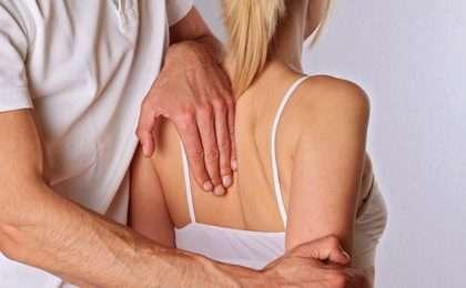 Terapia przeciążeniowych bólów pleców